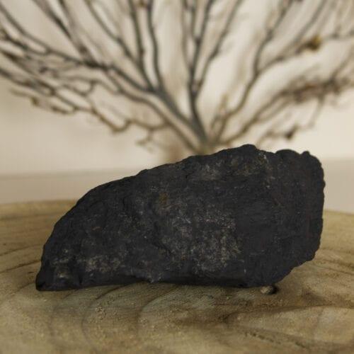 ruwe stenen edelsteen shungiet groot
