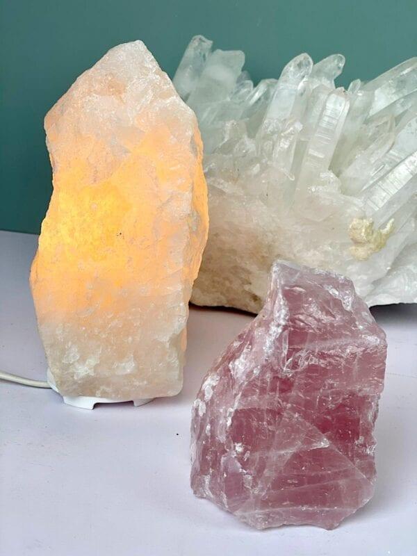 functioneel sfeerverlichting bergkristal