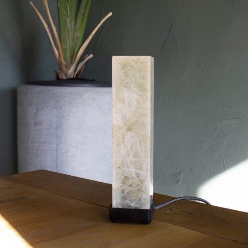 decoratiestukken functioneel sfeerverlichting bergkristal